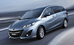 All-New Mazda5 to Premiere at the 2010 Geneva Motor Show