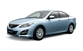Mazda Releases Facelifted Atenza in Japan