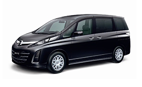 Special Edition and Limited Edition Mazda Biante Minivans on Sale in Japan to Commemorate Mazda's 90th Anniversary