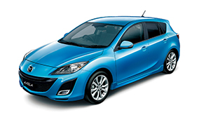 Mazda Launches Special 'Navi Edition' Axela in Japan
