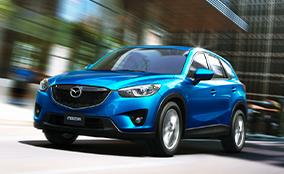 All-New Mazda CX-5 Earns