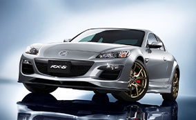 Mazda Extends Production of Special Edition RX-8 SPIRIT R