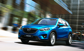 Mazda CX-5 Receives Maximum Five Star Euro NCAP Safety Rating