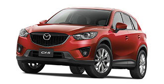 Launches Mazda CX-5, a new crossover SUV which adopts the full range of Skyactiv technologies and Kodo-Soul of Motion design theme