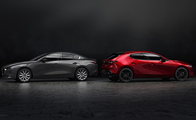 Mazda3 Wins 2020 World Car Design of the Year