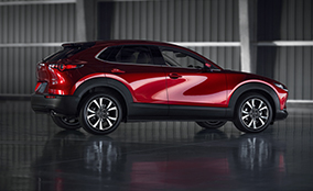 Mazda CX-30 Named Thailand Car of the Year 2020