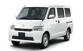 マツダ、新型「ボンゴバン」「ボンゴトラック」を発表