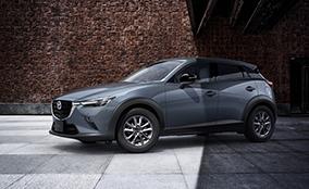 マツダ、「CX-3」 1.5L ガソリン車に特別仕様車が登場